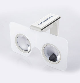 Pocket 360 Custom Kit - Best Google Cardboard Kit - I Am cardboard